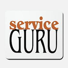 Service Guru Mousepad