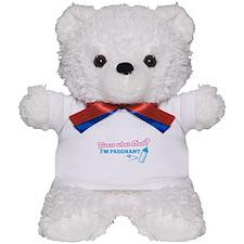 Guess what DAD! Im PREGNANT! Teddy Bear