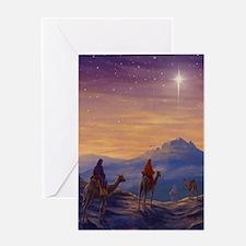 Cool 3 kings Greeting Card