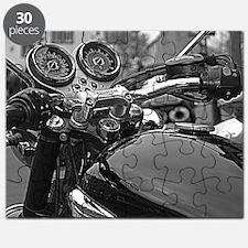 Triumph Bonneville Puzzle