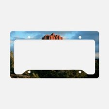 bell rock2 License Plate Holder