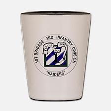 DUI - 3rd Infantry Division - 1st BCT - Raider Sho