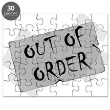 Out of Order Puzzle