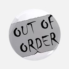 "Out of Order 3.5"" Button"