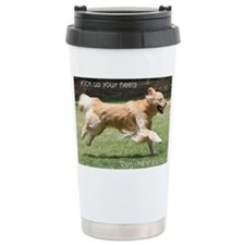 RunCardMerge Travel Mug
