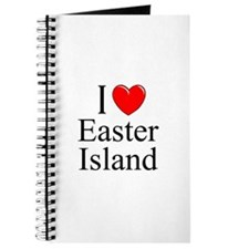 """I Love Easter Island"" Journal"