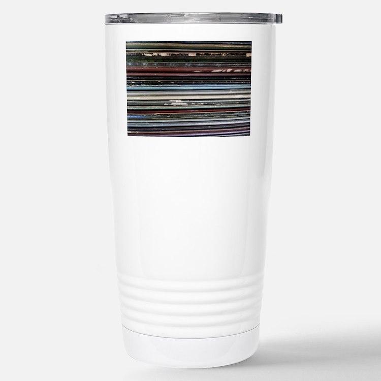 For the Record Travel Mug