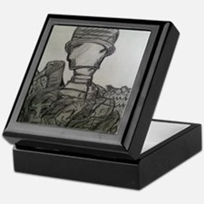 Pretty Sketchy Keepsake Box