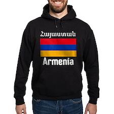 Armenia Dark Hoodie