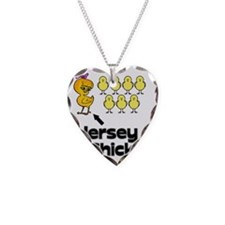 jersey chick 3 Necklace