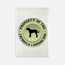 Catahoula Property Rectangle Magnet (100 pack)