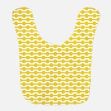 Retro Yellow Beads Bib