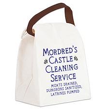 mordred Canvas Lunch Bag