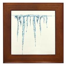 Cold and Hard Rev Framed Tile
