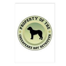 Retriever Property Postcards (Package of 8)