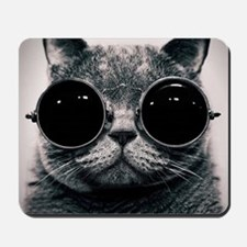 Cute cat  Mousepad