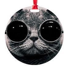 Cute cat  Ornament