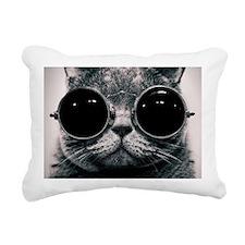 Cute cat  Rectangular Canvas Pillow