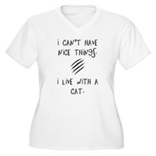 Funny Cat Quote T-Shirt