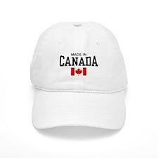 Made in Canada Baseball Cap