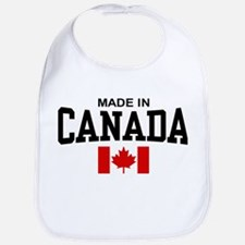 Made in Canada Bib