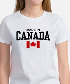 Made in Canada Women's T-Shirt