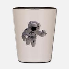 Astronaut Shot Glass