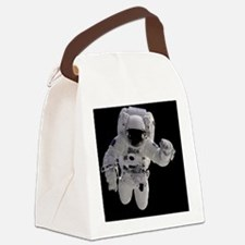 Astronaut Canvas Lunch Bag