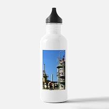 Oil Refinery Water Bottle