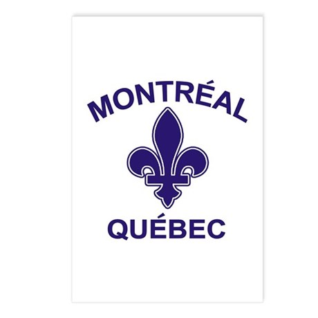 Montreal Quebec Postcards (Package of 8)