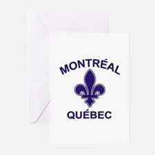 Montreal Quebec Greeting Cards (Pk of 10)