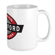 WaterfordLogoRed-Black-WhiteVector2010 Mug