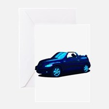 2005 Chrysler PT Cruiser Greeting Cards
