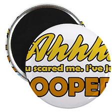 Ahhh! You Scared Me. I've Just Pooped! Magnet