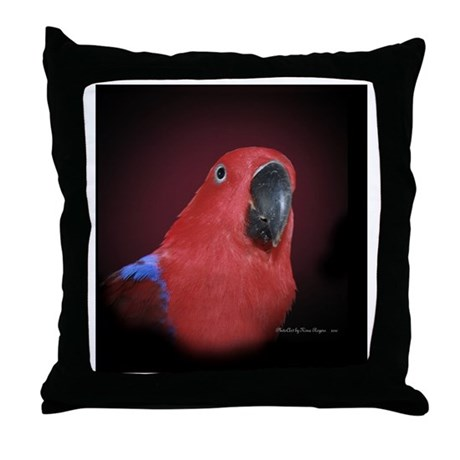 PertieIMG_3991 Throw Pillow