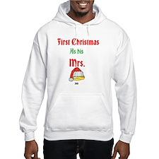 First Christmas MRS Hoodie
