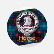 "Hume Clan 3.5"" Button"