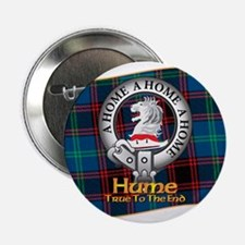 """Hume Clan 2.25"""" Button"""