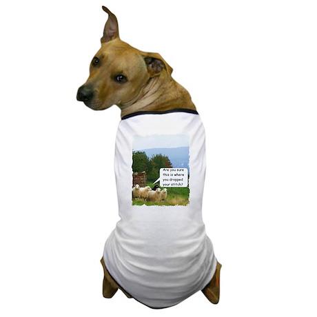 Drop Stitch Sheep Dog T-Shirt