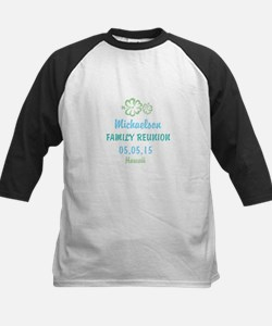 Your own name Family Reunion Hawaii Baseball Jerse