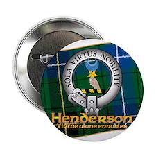 """Henderson Clan 2.25"""" Button"""