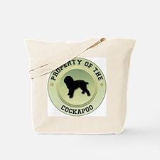 Cockapoo Property Tote Bag