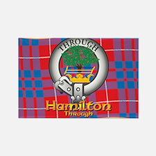 Hamilton Clan Magnets