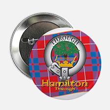 """Hamilton Clan 2.25"""" Button"""
