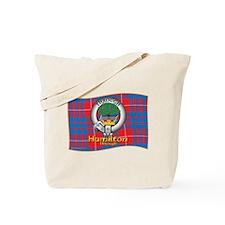Hamilton Clan Tote Bag
