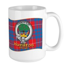 Hamilton Clan Mugs