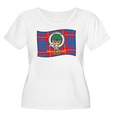 Hamilton Clan Plus Size T-Shirt