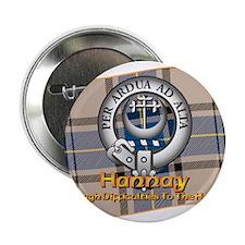 "Hannay Clan 2.25"" Button"