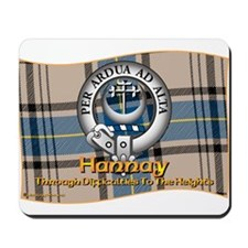 Hannay Clan Mousepad