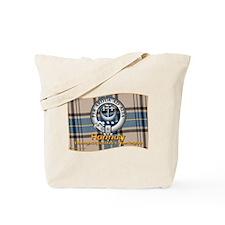 Hannay Clan Tote Bag